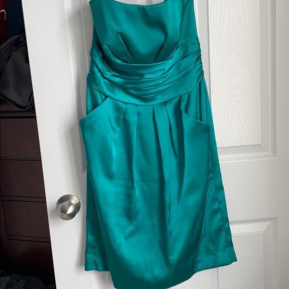 Strapless bridesmaid/formal dress